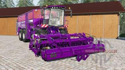 Holmer Terra Dos T4-40 multifruit for Farming Simulator 2017