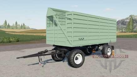 Conow HW ৪0 for Farming Simulator 2017