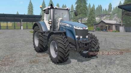 Massey Ferguson 8727〡8732〡87ろ7 for Farming Simulator 2017