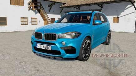BMW X5 M (F85) 201ⴝ for Farming Simulator 2017