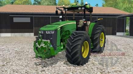 John Deere 8370Ɽ for Farming Simulator 2015