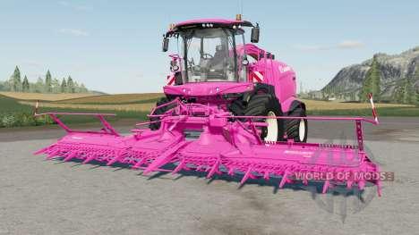 Krone BiG X 1180 for Farming Simulator 2017