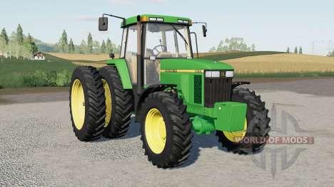 John Deere 7000-series for Farming Simulator 2017