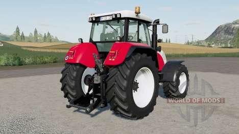 Steyr 6000 CVT for Farming Simulator 2017