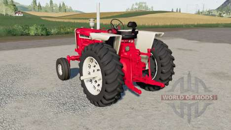 Farmall 1206 for Farming Simulator 2017