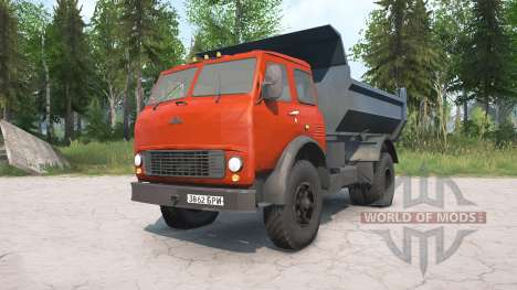 MAZ-503 for Spintires MudRunner