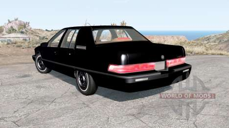 Buick Roadmaster 1996 v2.0 for BeamNG Drive