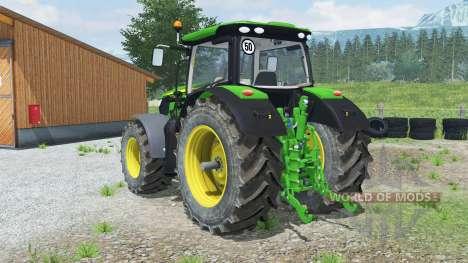 John Deere 6R-series for Farming Simulator 2013