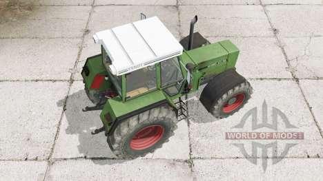 Fendt Favorit 611 LSA Turbomatik E for Farming Simulator 2015