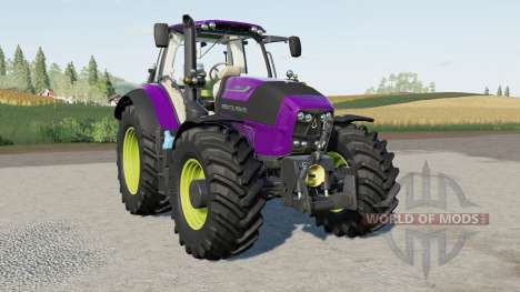 Deutz-Fahr Serie 7 TTV Agrotron for Farming Simulator 2017