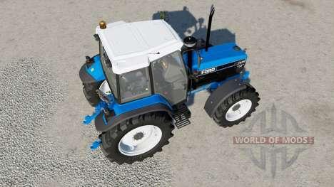 Ford 40-series for Farming Simulator 2017