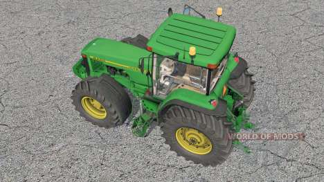John Deere 8000-series for Farming Simulator 2017