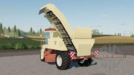 ƘС-6B for Farming Simulator 2017