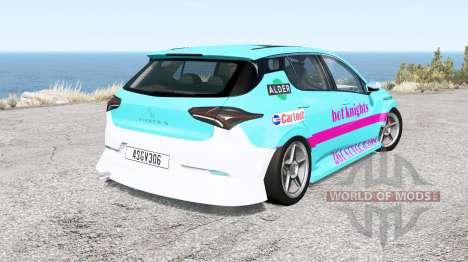 Cherrier FCV Hotboi v0.7 for BeamNG Drive
