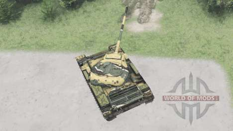 T-54 for Spin Tires