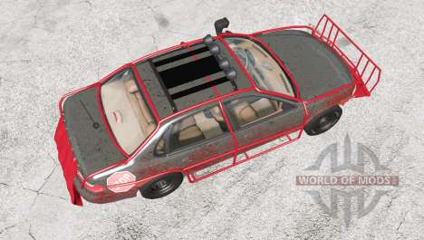 Ibishu Pessima Off-Road v2.3b for BeamNG Drive