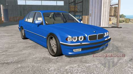 BMW 750iL (E38) 1998 for BeamNG Drive