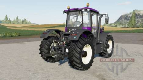 JCB Fastrac 4220 for Farming Simulator 2017