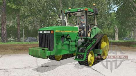 John Deere 8400T for Farming Simulator 2015