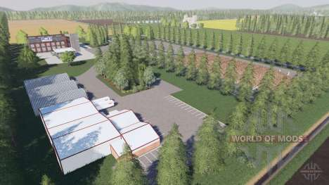 Michigan for Farming Simulator 2017