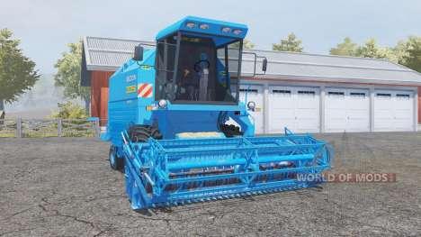 Bizon Rekord Z058 for Farming Simulator 2013