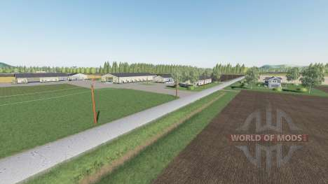 Michigan v2.0 for Farming Simulator 2017