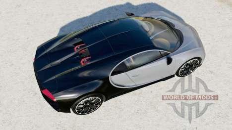 Bugatti Chiron Sport for Farming Simulator 2017