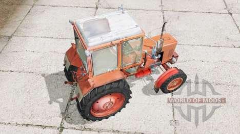 MTZ-80, Belarus for Farming Simulator 2015