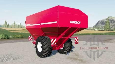 Horsch Titan 34 UW for Farming Simulator 2017