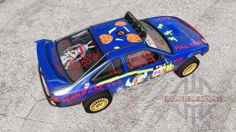 Ibishu 200BX Rally for BeamNG Drive