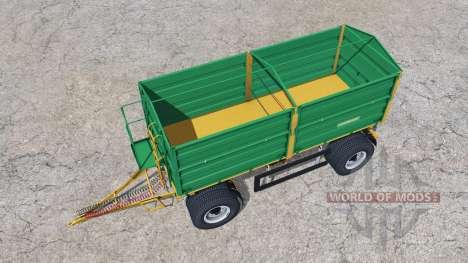 Fuhrmann 2A2SK FF 18.000 for Farming Simulator 2013