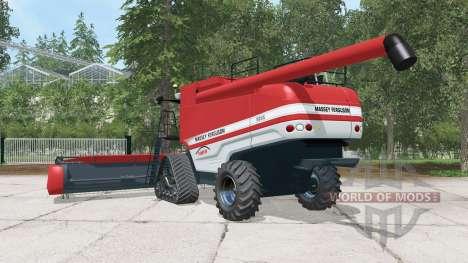 Massey Ferguson 9895 Fortia for Farming Simulator 2015