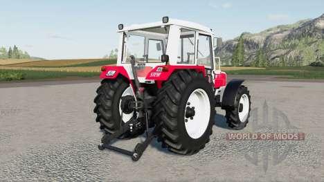 Steyr 8075A for Farming Simulator 2017