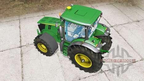 John Deere 7200R for Farming Simulator 2015