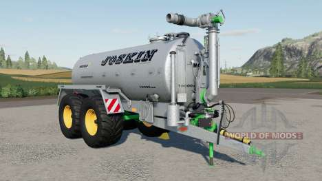 Joskin Modulo2 16000 MEB for Farming Simulator 2017