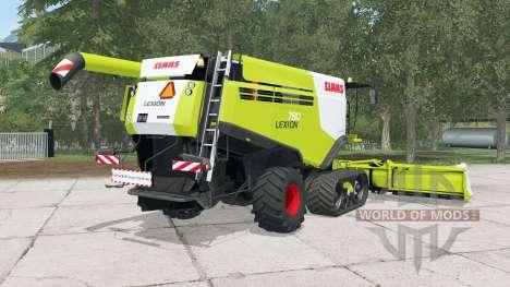 Claas Lexion 780 for Farming Simulator 2015