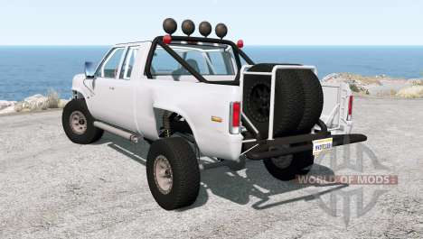 Gavril D-Series 70s v0.7.7b for BeamNG Drive