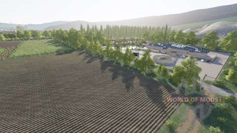 Muhlenkreis for Farming Simulator 2017