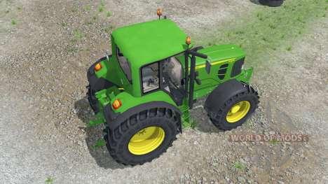 John Deere 6830 Premium for Farming Simulator 2013