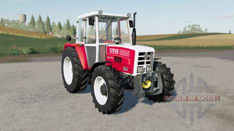 Steyr 8080A Turbo for Farming Simulator 2017