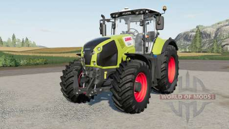 Claas Axion 800 for Farming Simulator 2017