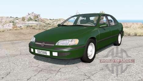 Opel Omega (B1) 1994 for BeamNG Drive