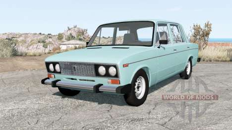 VAZ-2106 Lada for BeamNG Drive
