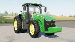 John Deere 8R-seriᶒs for Farming Simulator 2017