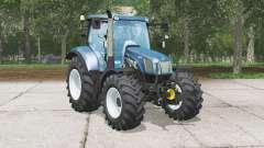 New Holland Ŧ6.160 for Farming Simulator 2015