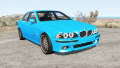 BMW M5 (E39) 2001 for BeamNG Drive