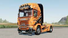 Scania R7౩0 for Farming Simulator 2017
