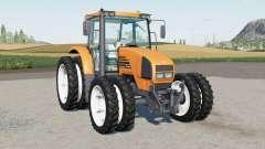 Renault Ares 600 RȤ for Farming Simulator 2017