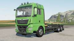MAN TGX 26.460 hooklift for Farming Simulator 2017