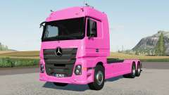 Mercedes-Benz Actros hooklift 2015 for Farming Simulator 2017